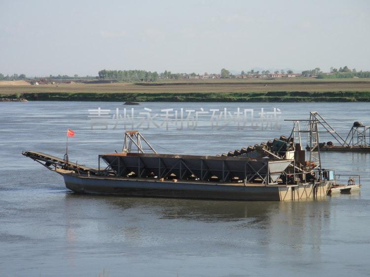 自卸式运输船