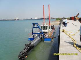 全液压绞吸式挖泥船